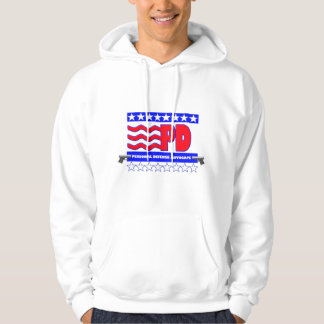 PD (PERSONAL DEFENSE ADVOCATE HOODIE