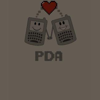 PDA shirt