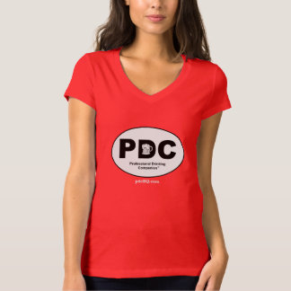 PDC Euro Oval T-Shirt