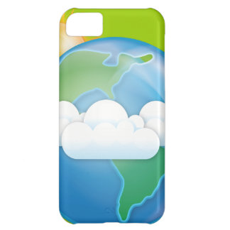 pdf_vector-Earth EARTH iPhone 5C Cover