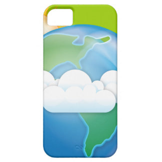 pdf_vector-Earth EARTH iPhone 5 Cases