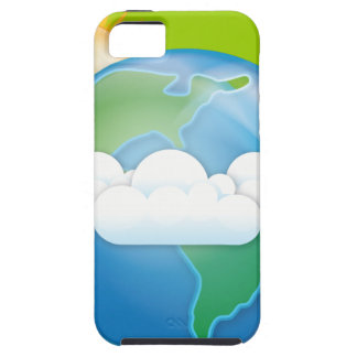 pdf_vector-Earth EARTH iPhone 5 Covers