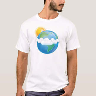 pdf_vector-Earth EARTH T-Shirt