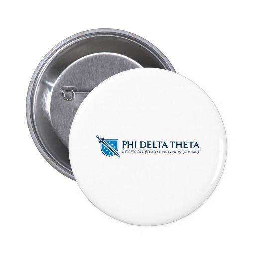PDT- se convierte la versión más grande de sí mism Pin Redondo 5 Cm