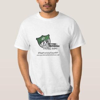 PDW que consigue la camiseta defensiva