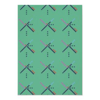 PDX Airport Carpet Card