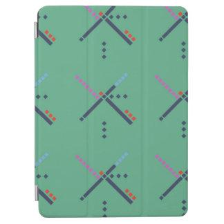 PDX Airport Carpet iPad Air Cover