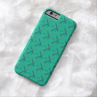 PDX Airport Carpet Pattern Portland Oregon Barely There iPhone 6 Case