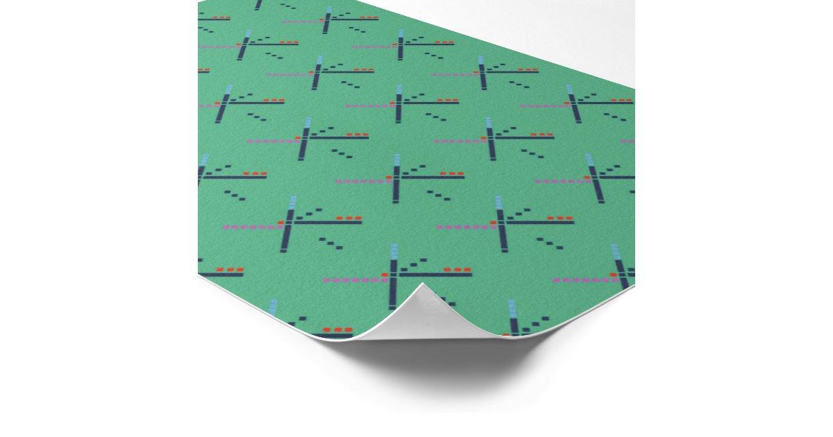 PDX Airport Carpet Poster Zazzle