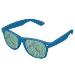 PDX Airport Carpet Retro Sunglasses
