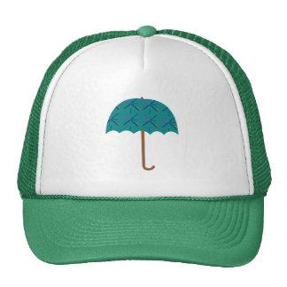 PDX Airport Carpet Umbrella Trucker Hat