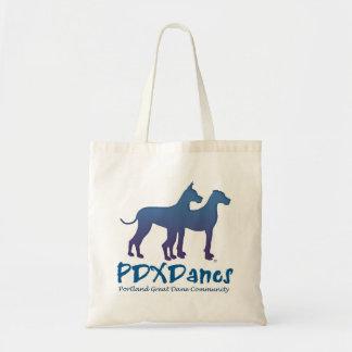 PDX Danes Tote Budget Tote Bag