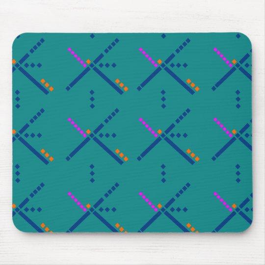 Pdx Portland Airport Carpet Mouse Pad Zazzle Com