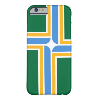 PDX Portland City Flag iPhone 6 case