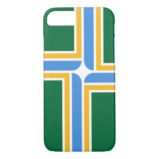 PDX Portland City Flag iPhone 7 case