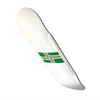 PDX Portland Flag Skate Deck