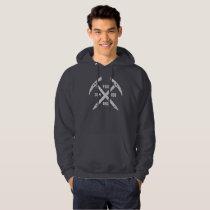PDX USA 304 RQS men's hoodie