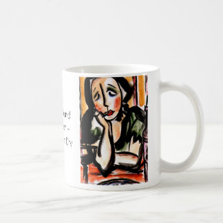 pe06347i, Coffee Fund Manager -Pay Up or Dry Up! Coffee Mug