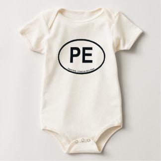 PE-PLANET EARTRH - BABY ROMPER
