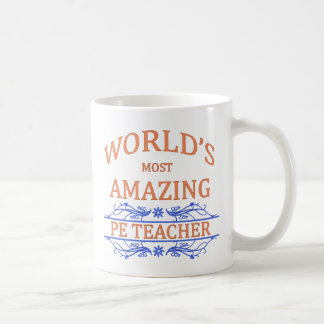 PE Teacher Coffee Mug