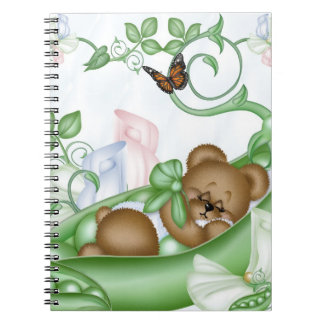 Pea in a Pod Notebook