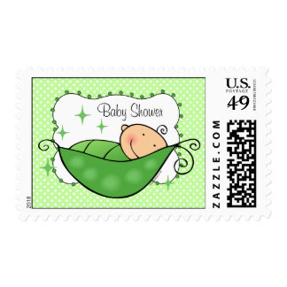 Pea In My Pod Custom Postage