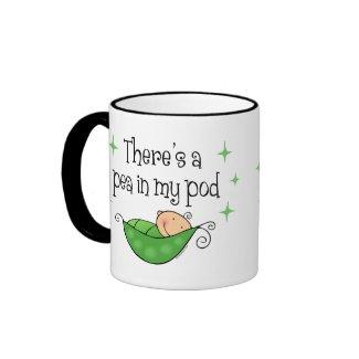 Pea In My Pod Mug mug