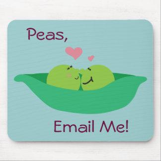 Pea Pod Sweethearts Mousepad