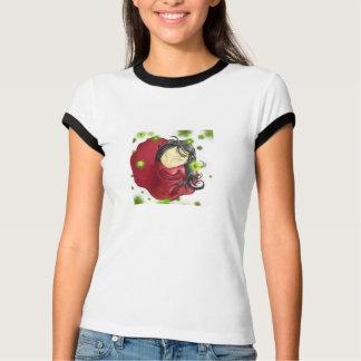 Pea Princess and the T-Shirt