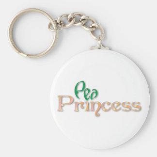 pea princess schlüsselbänder
