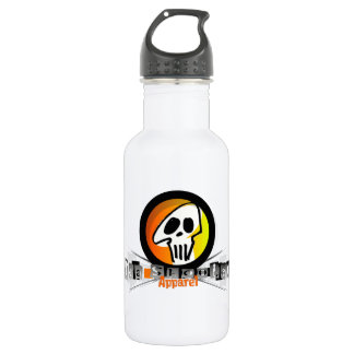 Pea Shooter Apparel Stainless Steel Water Bottle