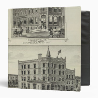 Peabody Bank, Kansas Binder