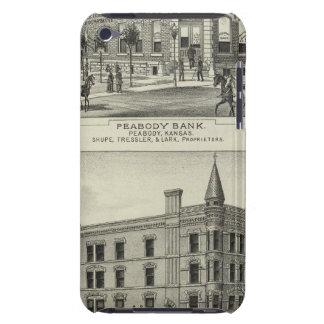Peabody Bank, Kansas iPod Case-Mate Case