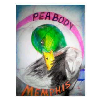 Peabody Memphis Postcard