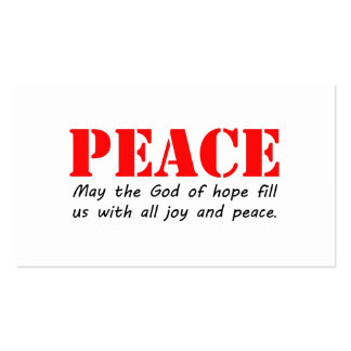 Peace3.jpg Tarjeta De Visita
