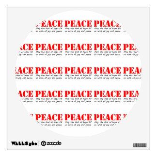 Peace3.jpg Wall Decal