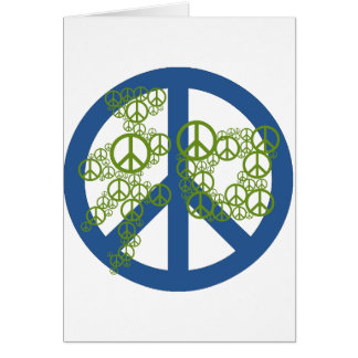 Peace 和 card