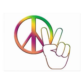 Peace-02 Postcards