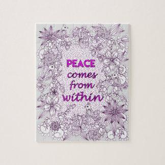 Peace 2 jigsaw puzzle