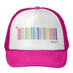 Peace 9 mesh hat