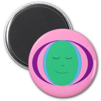 PEACE - a mind/body/soul-inspired magnet