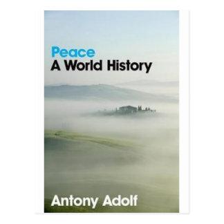 Peace: A World History Postcard
