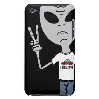 Peace Alien iPod Touch Case-Mate Case