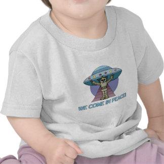 Peace Alien Shirt