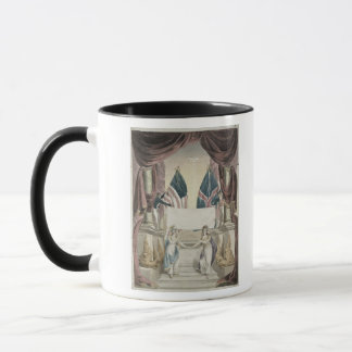 Peace, allegory of the Treaty of Ghent Mug