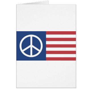 Peace:America Card