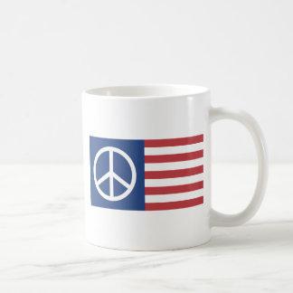 Peace:America Coffee Mug