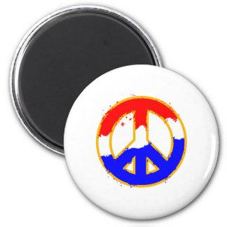 PEACE AMERICA MAGNET
