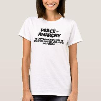 Peace & Anarchy T-Shirt