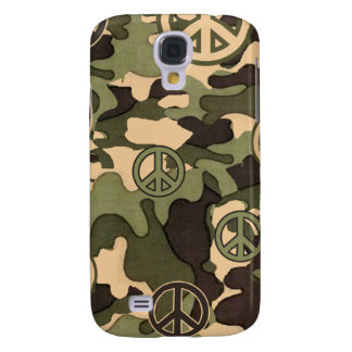 Peace and Camouflage HTC Vivid Case